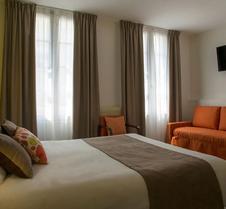 昂布瓦斯沙普塔洛吉斯餐厅酒店