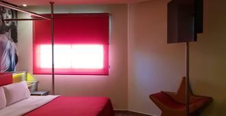 好莱坞酒店 - 墨西哥城 - 睡房