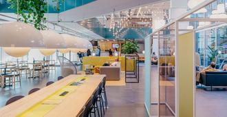 卡萨400阿姆斯特丹酒店 - 阿姆斯特丹 - 餐馆