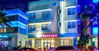 南海滩新月钻石度假酒店 - 迈阿密海滩 - 建筑
