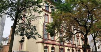 西博肯海默瓦特酒店 - 法兰克福 - 建筑
