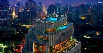 曼谷苏克哈姆维特通罗万豪行政公寓 - 曼谷 - 户外景观