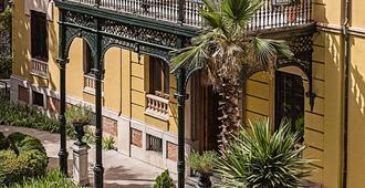 帕拉西奥德洛斯帕托斯酒店 - 格拉纳达 - 建筑