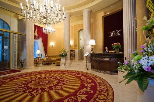 诺比利斯酒店 - 利沃夫 - 大厅