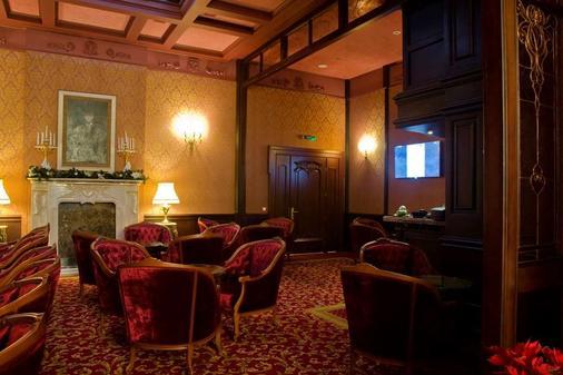 诺比利斯酒店 - 利沃夫 - 休息厅