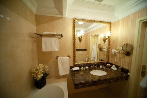 诺比利斯酒店 - 利沃夫 - 浴室