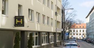赫尔维蒂旅馆 - 华沙 - 建筑