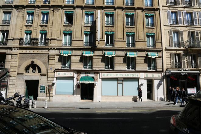阿尔纳酒店 - 巴黎 - 建筑