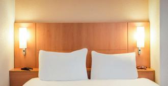 宜必思巴黎圣心大教堂18区酒店 - 巴黎 - 睡房