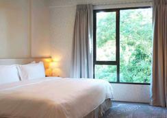 樟宜湾酒店 - 新加坡 - 睡房