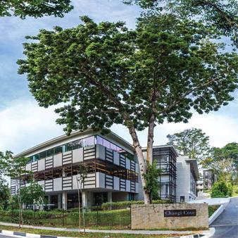 樟宜湾酒店 - 新加坡 - 建筑