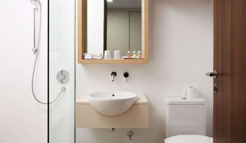 樟宜湾酒店 - 新加坡 - 浴室