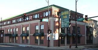 芝加哥琥珀旅馆 - 芝加哥 - 建筑