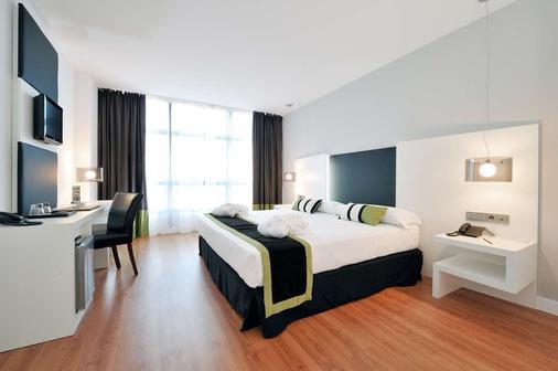 马拉加文奇酒店 - 马拉加 - 睡房