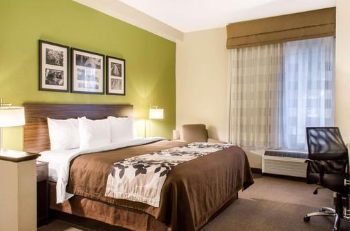 梅泰里司丽普套房酒店 - 梅泰里 - 睡房