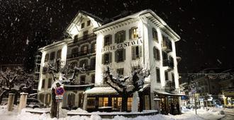 古斯塔维阿酒店 - 夏蒙尼-勃朗峰 - 建筑