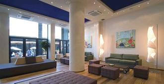 雅典中心广场酒店 - 雅典 - 休息厅