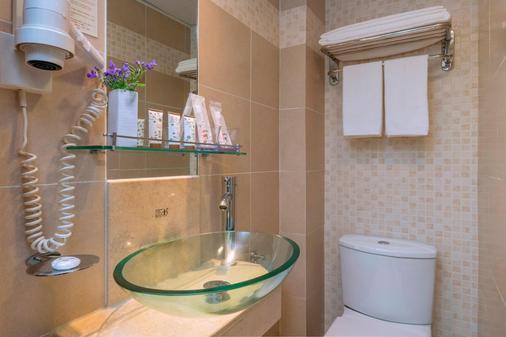 香港西九龙丝丽酒店 - 香港 - 浴室