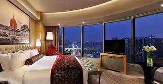 广州圣丰索菲特酒店 - 广州 - 睡房