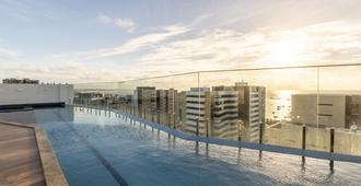 城际马西奥酒店 - 马塞约 - 游泳池