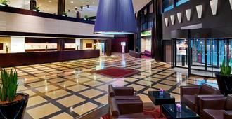 莱比锡威斯汀酒店 - 莱比锡 - 大厅