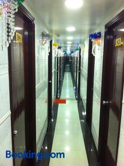 香港背包客棧英格蘭豪華賓館 - 香港 - 门厅