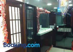 香港背包客棧英格蘭豪華賓館 - 香港 - 浴室