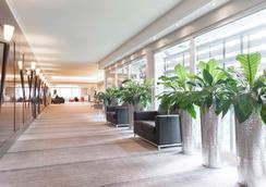 卢森堡基希贝格诺富特酒店 - 卢森堡 - 大厅
