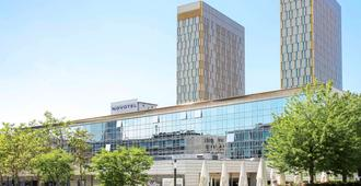 卢森堡基希贝格诺富特酒店 - 卢森堡 - 建筑