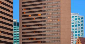 国会大厦广场君悦酒店 - 哥伦布 - 建筑