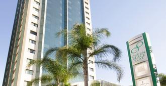 伊比拉普埃拉绿色广场酒店 - 圣保罗 - 建筑