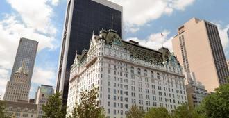 纽约市广场酒店 - 纽约 - 建筑