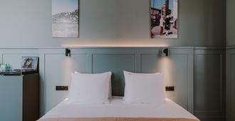 超新星酒店 - 鹿特丹 - 睡房