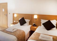 苏美尔菲尔德酒店 - 斯旺西 - 睡房
