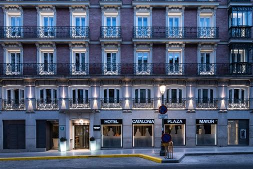 梅耶广场加泰罗尼亚酒店 - 马德里 - 建筑