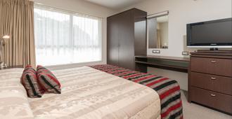 派西亚君门酒店 - 派西亚 - 睡房