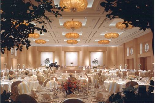 横滨湾东急酒店 - 横滨 - 宴会厅