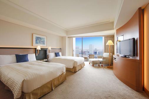 横滨湾东急酒店 - 横滨 - 睡房