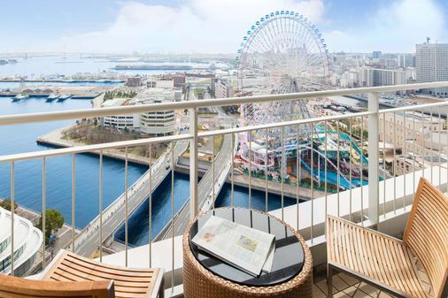 横滨湾东急酒店 - 横滨 - 阳台
