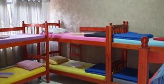 Pousada & Hostel Vento Minuano - 布卢梅瑙 - 睡房