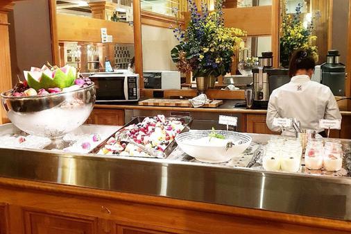 卡斯尔雷精品酒店 - 悉尼 - 自助餐