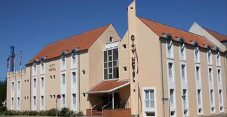 欧登塞城市酒店 - 欧登塞 - 建筑