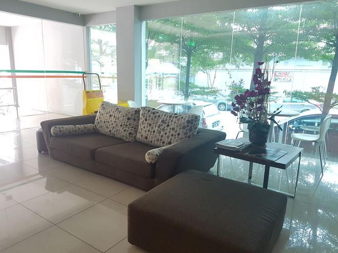 友客酒店 - 吉隆坡 - 客厅
