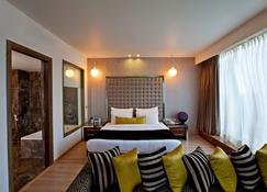阿尔提乌斯A精品酒店 - 昌迪加尔 - 睡房