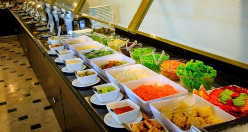莫雷利亚格兰贝斯特韦斯特plus酒店 - 莫雷利亚 - 自助餐