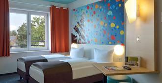 慕尼黑市东住宿加早餐酒店 - 慕尼黑 - 睡房