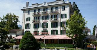 因特拉肯酒店 - 因特拉肯 - 建筑