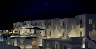 米克诺斯金星酒店 - 米科諾斯岛 - 建筑