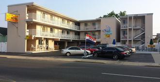 海湾微风汽车旅馆 - 希塞德高地 - 建筑