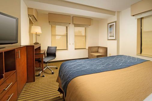 华盛顿特区市区/会议中心凯富酒店 - 华盛顿 - 睡房